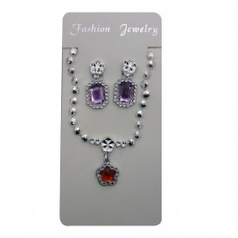 Red Star Pendant Set (1)