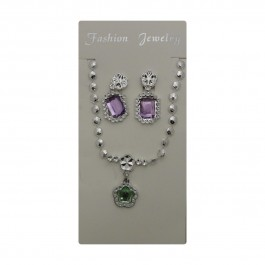 Green Star Pendant Set (1)
