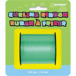 Emerald Green Curling Ribbon (1)