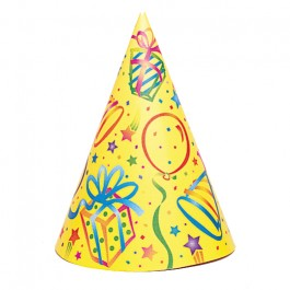 Fancy Party Hats - Assorted (8)