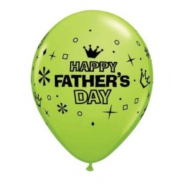 "Qualatex 11"" Father's Day Crown Latex (1)"