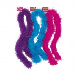 Feather Boa - Assorted Colors (1)