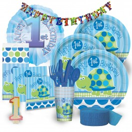 First Birthday Turtle Deluxe Kit
