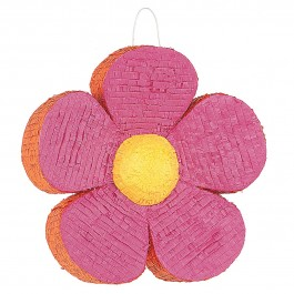 Flower Pinata with Pull String Kit (1)