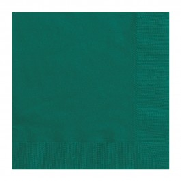 Forest Green Lunch Napkins (20)