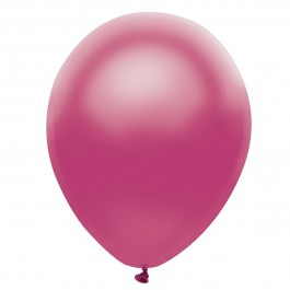 Frosted Rose Pearlized Balloons (10)