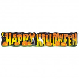 Halloween Giant Jointed Banner (1)