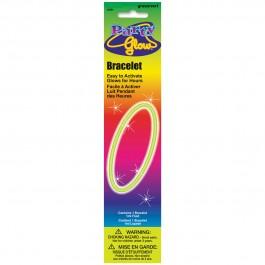 """Green Glow Bracelet 8"""" (1)"""
