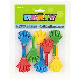 Hand Clappers 3'' (8)