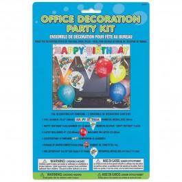 Happy Birthday Office Decor Kit (1)