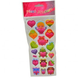 Heart Stickers (1)