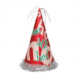"""Ho Ho Ho Jumbo Glitter Hat 13"""" (1)"""