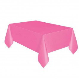 Hot Pink Table Cover  (1)