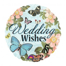 HX Botanical Garden Wedding Foil Balloon (1)
