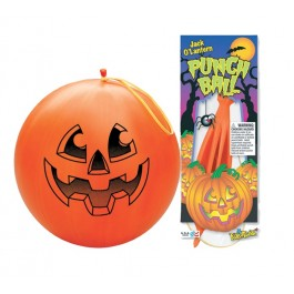 Jack-O-Lantern Punch Ball (1)