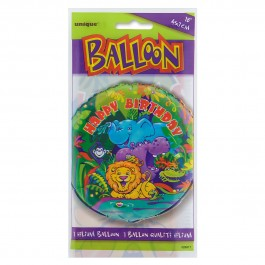 Jungle Safari Foil Balloon (1)