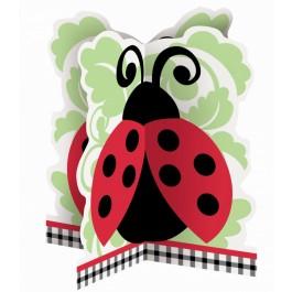 Lively Ladybug Centerpiece (1)