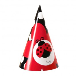 Ladybug Fancy Party Hats (8)