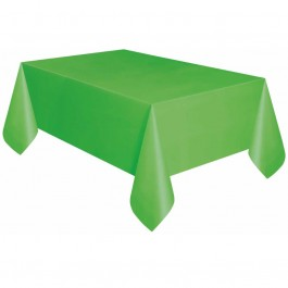 Lime Green Table Cover (1)