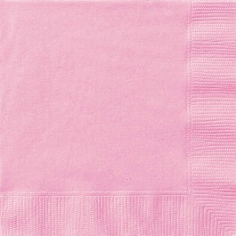 Lovely Pink Lunch Napkins (20)