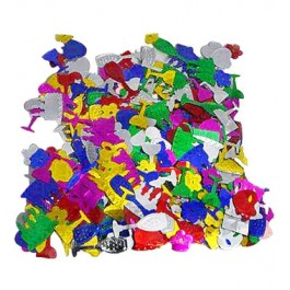 Metallic Birthday Multi Color Confetti (1)