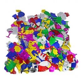 Metallic Birthday Multi Color Confetti (1)
