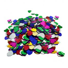 Metallic Heart Multi Color Confetti (1)