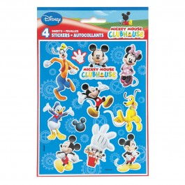 Mickey Mouse Clubhouse Stickers (51)