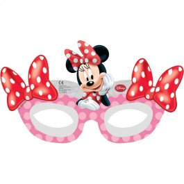 Minnie Café Die-Cut Masks (6)