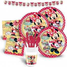 Minnie Café Economy Kit