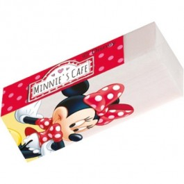 Minnie Café Erasers (4)
