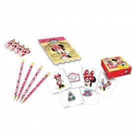 Minnie Café Stationery Pack (1)