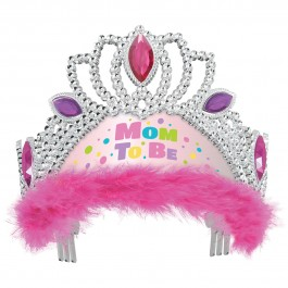 Pink Mom To Be Tiara (1)