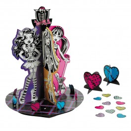 Monster High Centerpiece Decorting Kit (1)