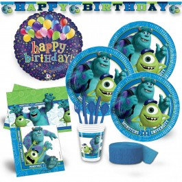 Monsters University Deluxe Kit