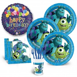 Monsters University Economy Kit