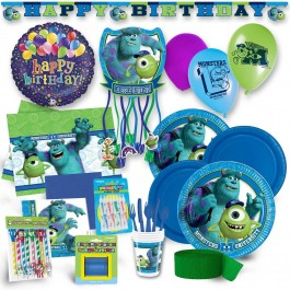 Monsters University Premium Kit