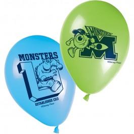 "Monsters University Balloons 11"" (8)"