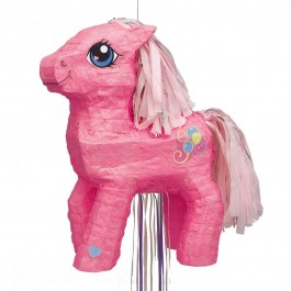 My Little Pony Pull String Pinata (1)