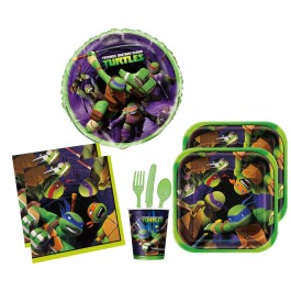 Ninja Turtles Economy Kit