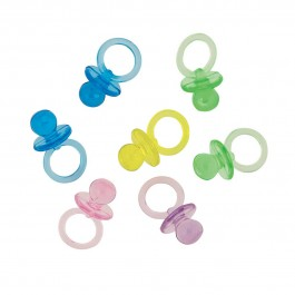 Pacifiers Assorted (18)