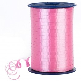 Pastel Pink Curling Ribbon (1)