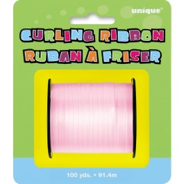 Babyl Pink Curling Ribbon (1)