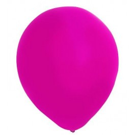 Pink Latex Balloons (100)