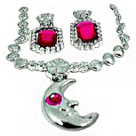 Pink Moon Pendant Set (1)
