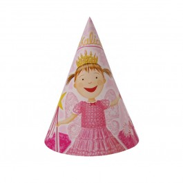 Pinkalicious Party Hats (8)