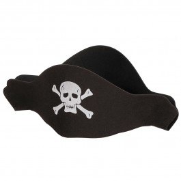 Pirate Hat Flat Foam (1)