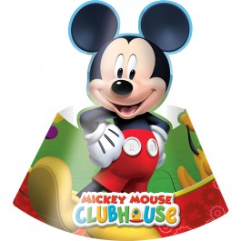 Mickey Mouse Die-Cut Hats (6)