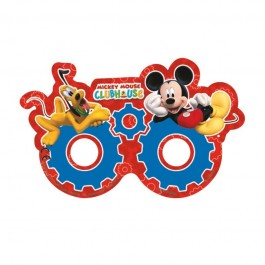 Mickey Mouse Die-Cut Masks (6)