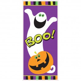 Pumpkin Boo Door Poster (1)